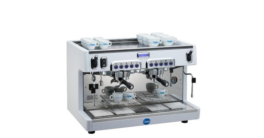 Máy pha cafe Carimali