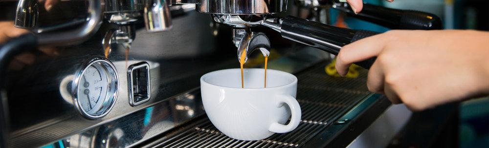 Giá máy pha cà phê