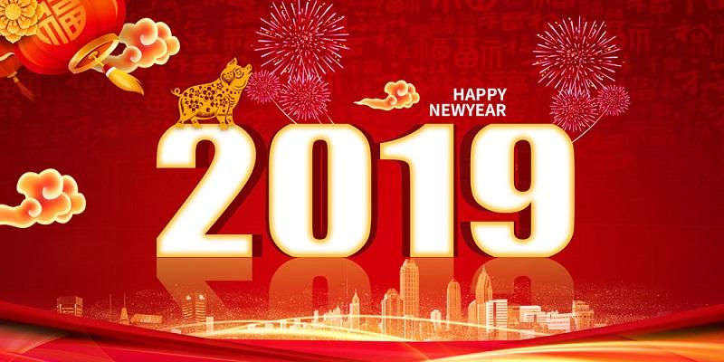Chúc mừng năm mới 2019 Phát Tài