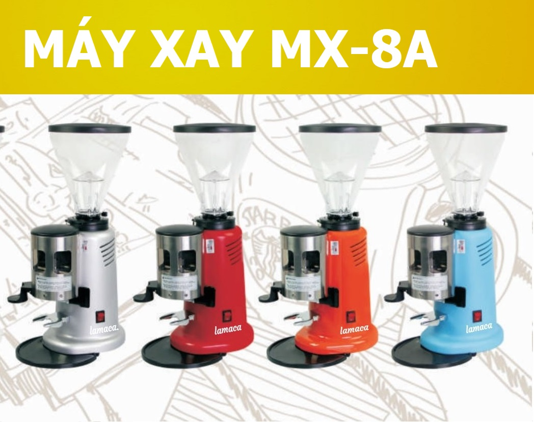 máy xay mx-8a