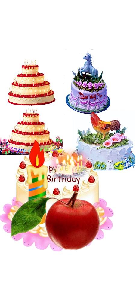 Tủ bánh sinh nhật