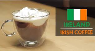 Irish coffee - Ireland