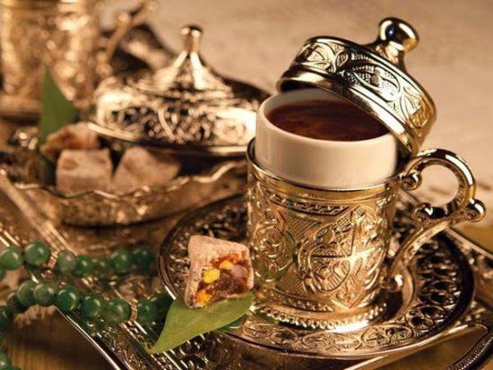 Turk Kahvesi - Thổ Nhĩ Kỳ.