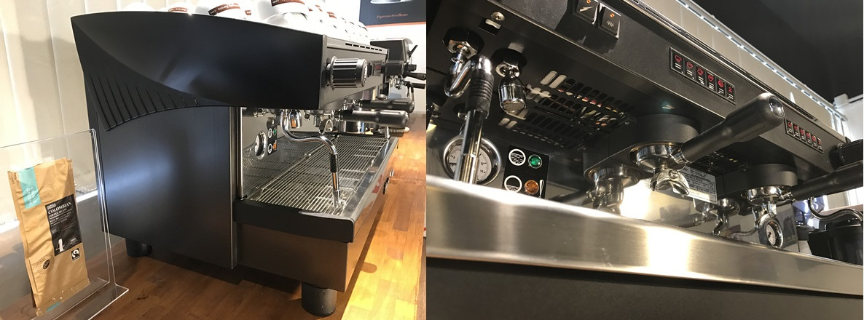 Máy pha cà phê magister  Stilo_es_100