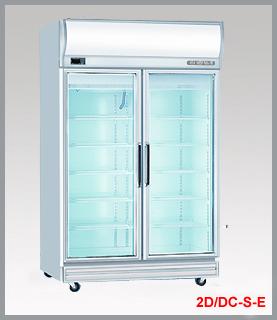 Tủ lạnh Berjaya, 2D/DC-S