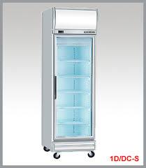 Tủ lạnh Berjaya, 1D/DC-S