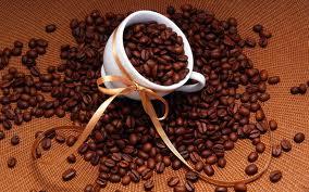 Cà phê hạt nguyên chất lamaca