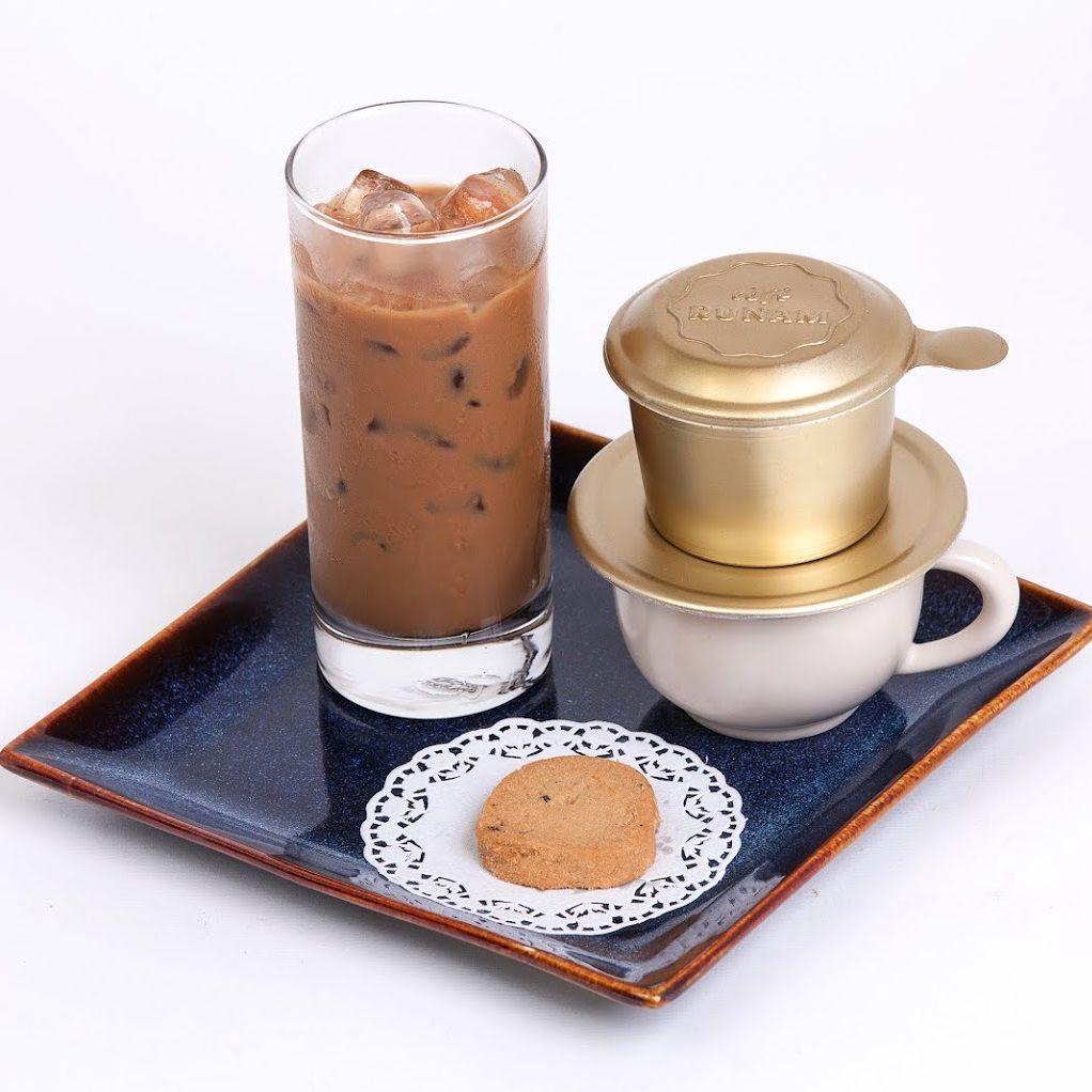 Cà phê phin Lamaca