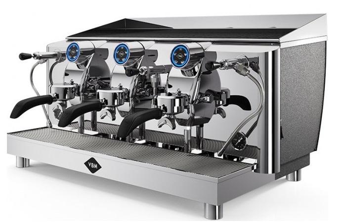Máy pha cà phê cao cấp VBM, 3Group