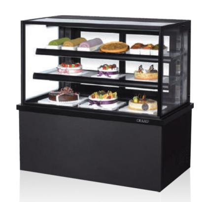 Tủ trưng bày bánh, Loại 1,5m