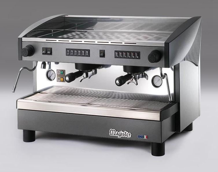 TRỌN BỘ Máy pha Cà phê Magister STILO ES100 và Phụ Kiện