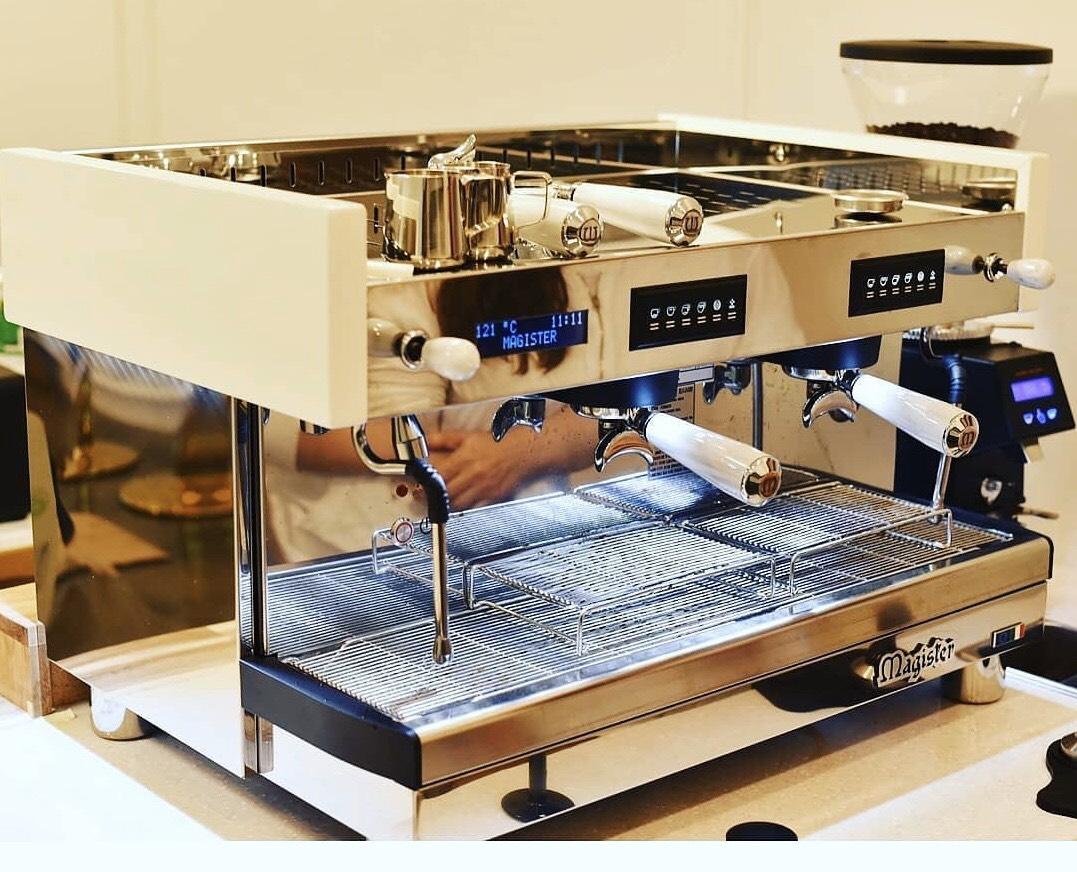 Máy pha cà phê Magister HRC2- Dòng đặc biệt