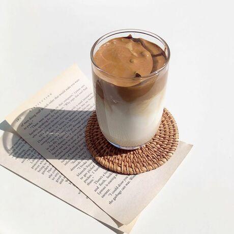Cách làm Dalgona Coffee chuẩn Korea