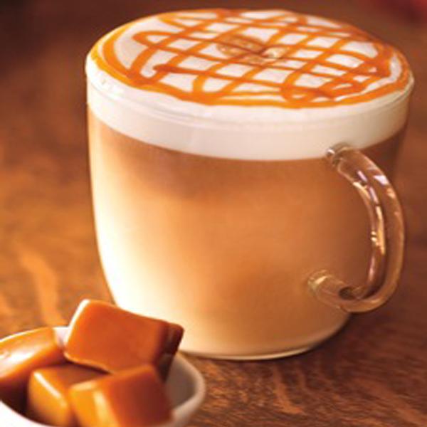Cách làm Cafe Caramel Macchiato chuẩn Ý