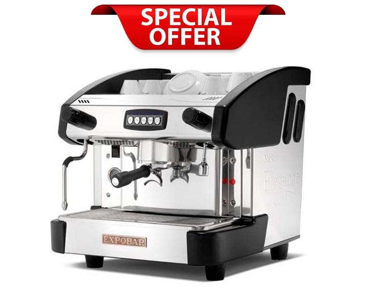 Máy pha Cafe Expobar 1 G (Mới 99%) Tiết kiệm tới 14 tr (Đã bán)