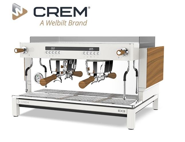 Máy Cà phê EX3 Crem 2Group