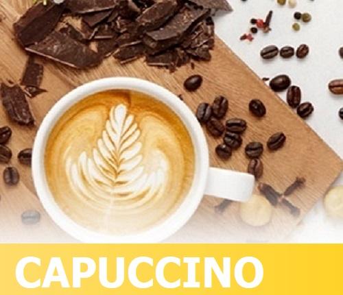 Cách làm Capuccino tuyệt đỉnh