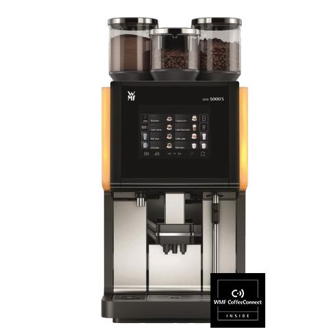 Máy pha cà phê siêu tự động WMF 5000s