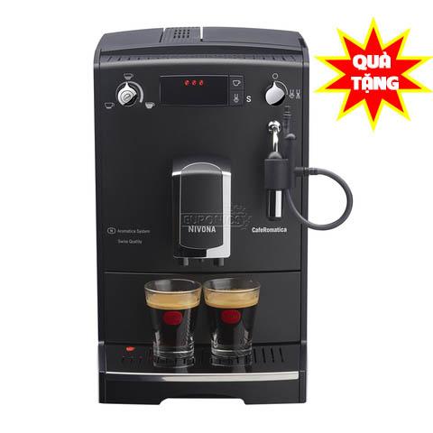 Máy pha cà phê Nivona 520 kèm quà tặng 740K