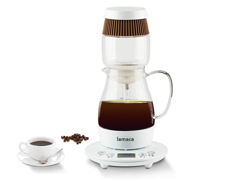 Bình pha cà phê Syphon dùng điện