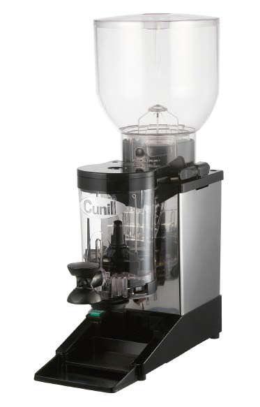 Máy xay cà phê Cunill, Space