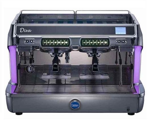 Máy pha Cafe Carimali, Diva