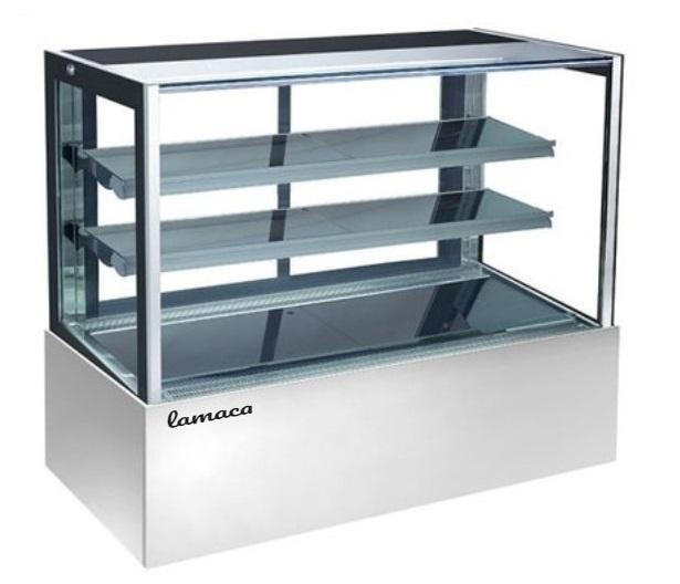 Tủ lạnh trưng bày bánh lamaca