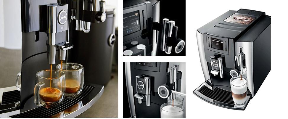 máy cà phê Jura impressa E6