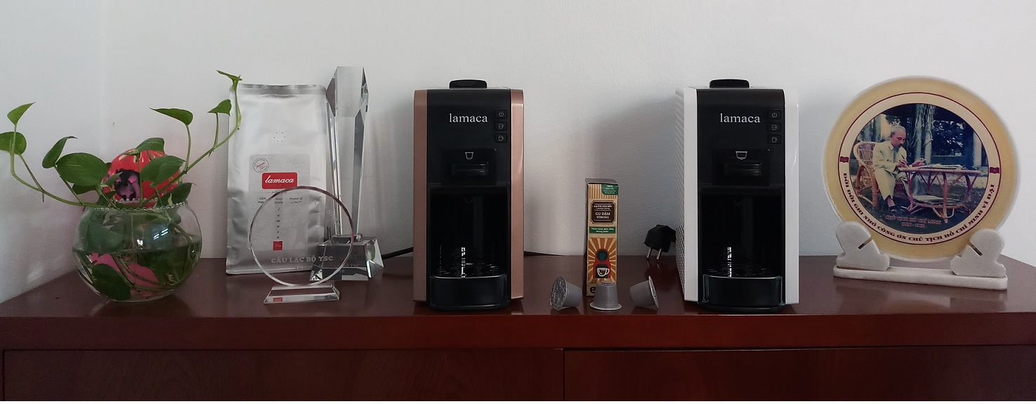 Coffee maker Lamaca