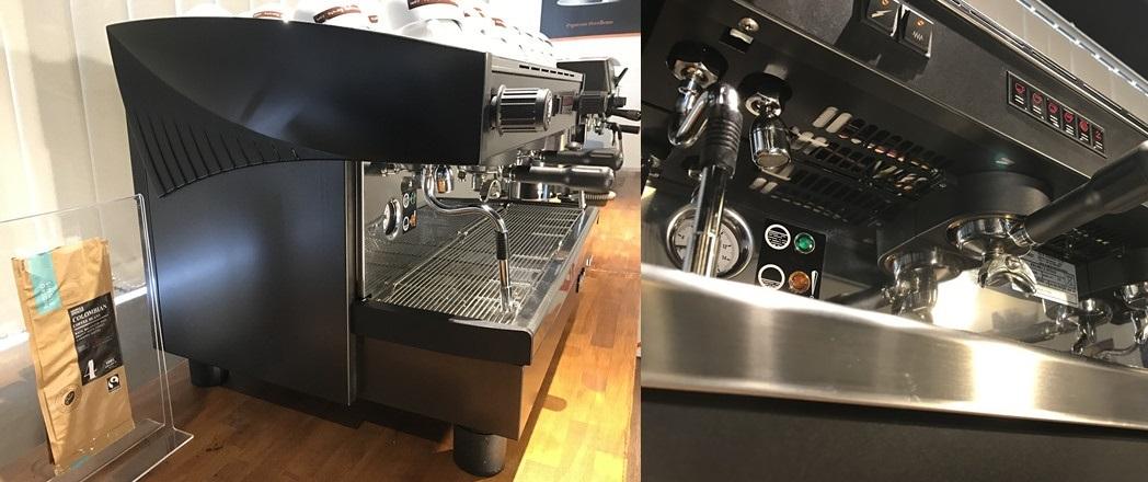 Máy pha cà phê magister Stilo_es_60